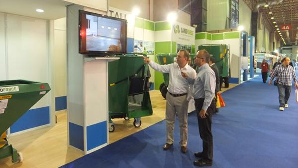 Intense Business Demands from Musiad Expo to Companies from Ereğli